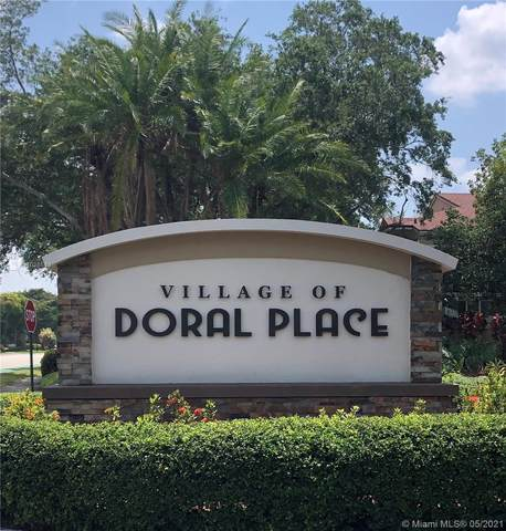 4630 NW 102nd Ave 204-15, Doral, FL 33178 (#A11038843) :: Posh Properties