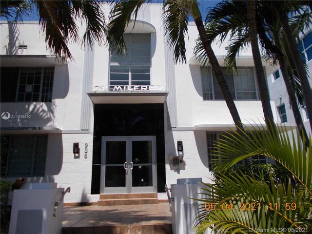 936 Pennsylvania Ave #101, Miami Beach, FL 33139 (MLS #A11038852) :: The Riley Smith Group