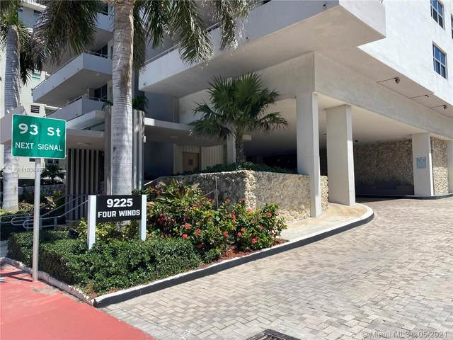 9225 Collins Ave #408, Surfside, FL 33154 (MLS #A11038875) :: Equity Realty