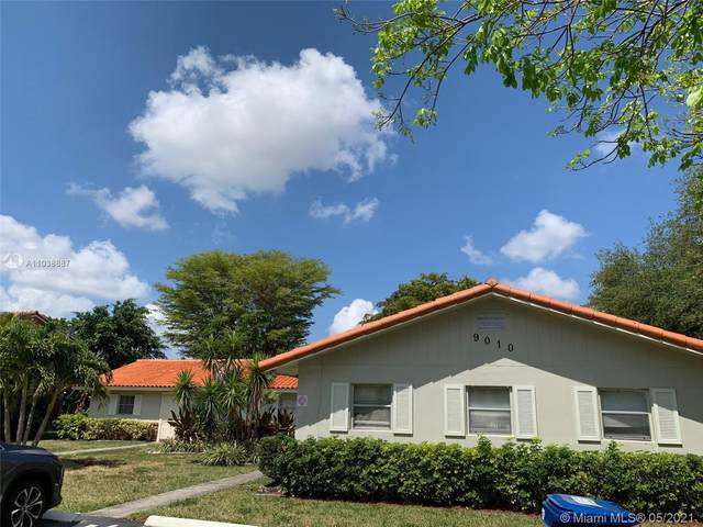 9010 NW 38th Dr, Coral Springs, FL 33065 (#A11038887) :: Posh Properties