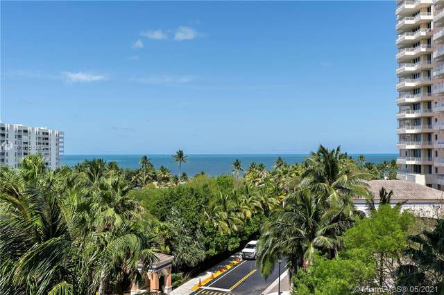 781 Crandon Blvd #506, Key Biscayne, FL 33149 (#A11038889) :: Posh Properties