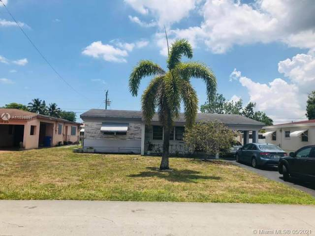 6930 SW 11th St, Pembroke Pines, FL 33023 (MLS #A11038897) :: Equity Realty