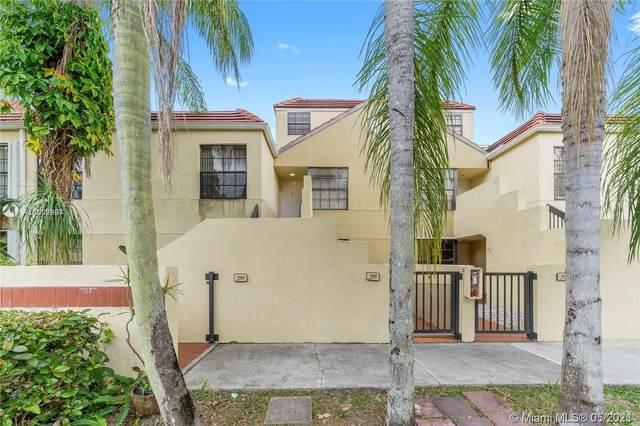 13068 SW 88th Ln A203, Miami, FL 33186 (MLS #A11038924) :: Dalton Wade Real Estate Group