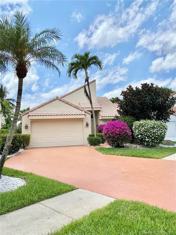 17165 Newport Club Dr, Boca Raton, FL 33496 (MLS #A11038936) :: Dalton Wade Real Estate Group