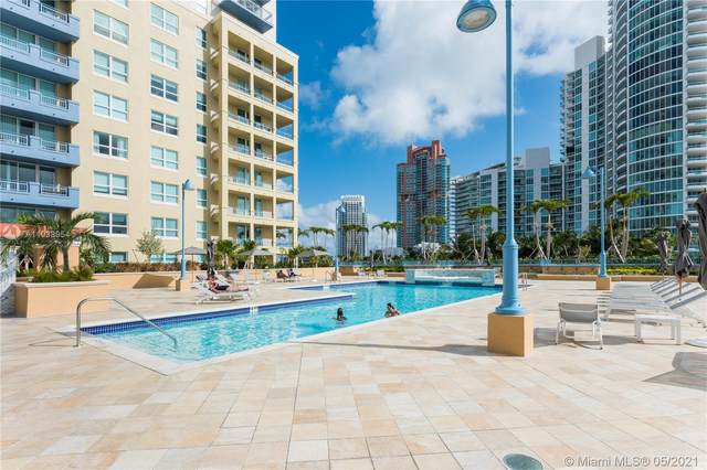 90 Alton Rd #1407, Miami Beach, FL 33139 (MLS #A11038954) :: Castelli Real Estate Services