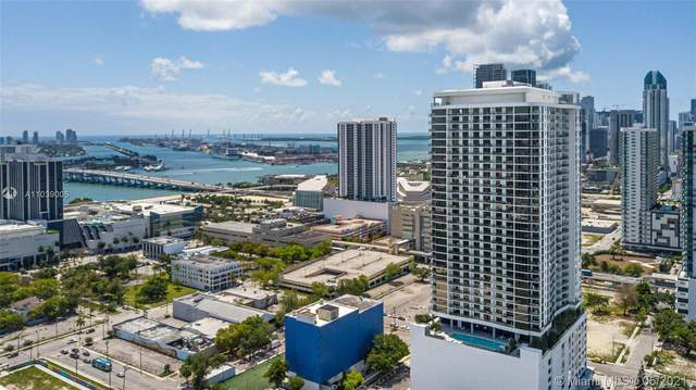 1600 NE 1st Ave #1907, Miami, FL 33132 (MLS #A11039005) :: Equity Advisor Team