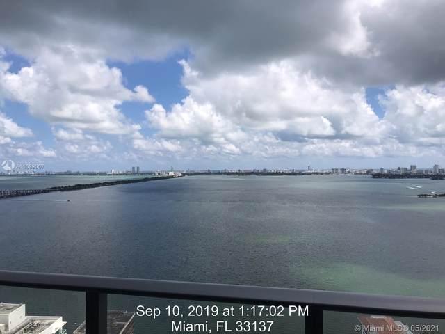460 NE 28th St #2705, Miami, FL 33137 (MLS #A11039007) :: The Rose Harris Group