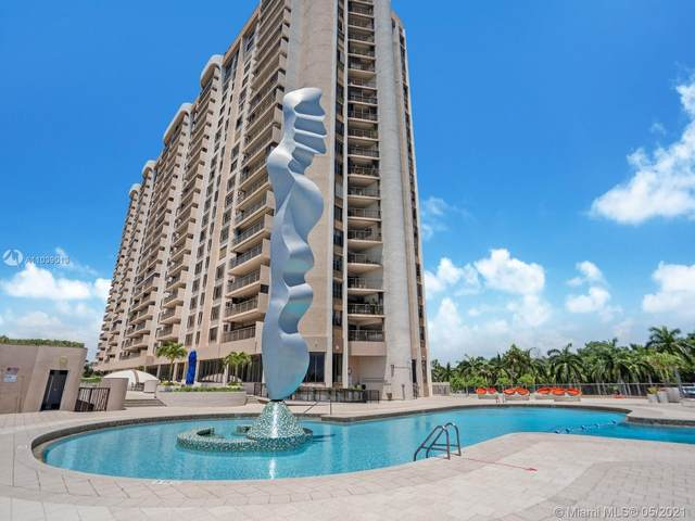 1800 NE 114th St #511, North Miami, FL 33181 (MLS #A11039013) :: The Rose Harris Group