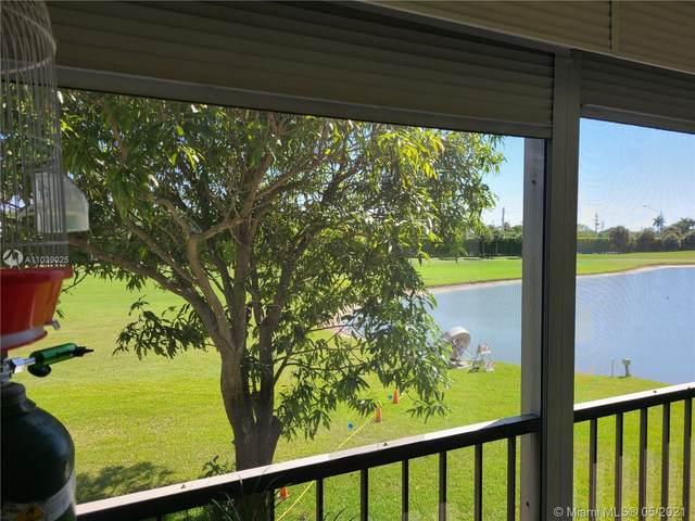 9820 S Hollybrook Lake Dr #202, Pembroke Pines, FL 33025 (MLS #A11039025) :: Dalton Wade Real Estate Group