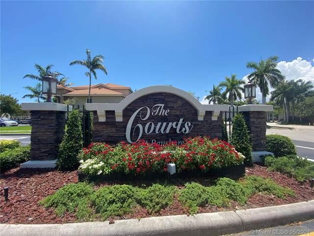 22541 SW 88th Pl 101-6, Cutler Bay, FL 33190 (MLS #A11039026) :: Compass FL LLC