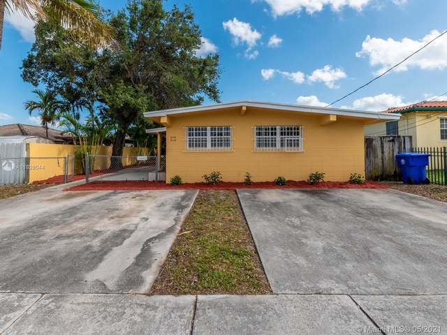 5110 NW 1st St, Miami, FL 33126 (MLS #A11039044) :: The Rose Harris Group