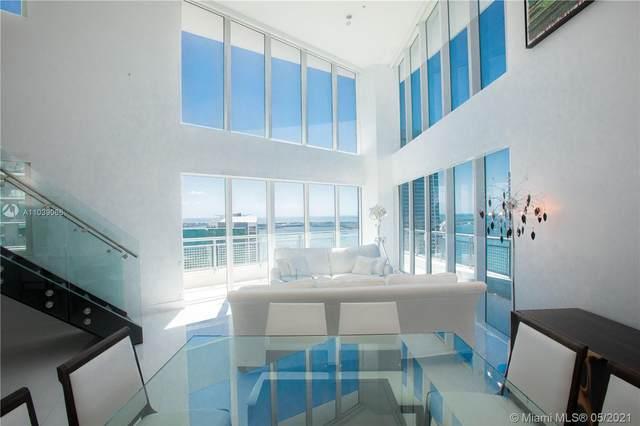 60 SW 13th St #4800, Miami, FL 33130 (MLS #A11039066) :: Prestige Realty Group