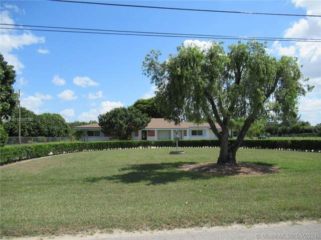 18300 SW 264 St, Homestead, FL 33031 (MLS #A11039076) :: Team Citron
