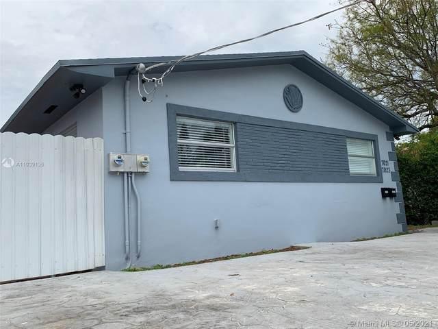 7021 SW 22nd St, Miami, FL 33155 (#A11039136) :: Posh Properties