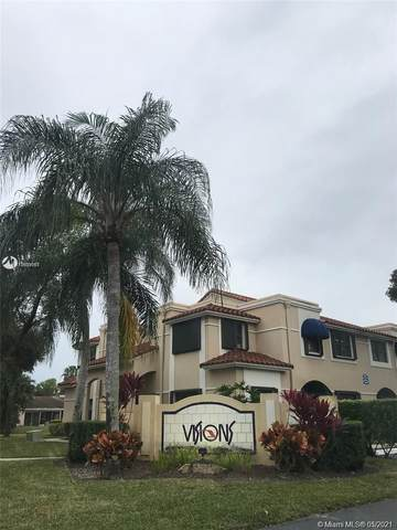 519 Racquet Club Road #52, Weston, FL 33326 (MLS #A11039151) :: Berkshire Hathaway HomeServices EWM Realty