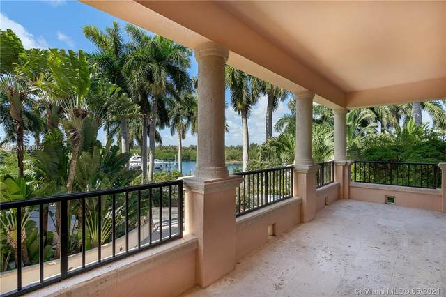 13641 Deering Bay Dr #128, Coral Gables, FL 33158 (MLS #A11039153) :: The Riley Smith Group