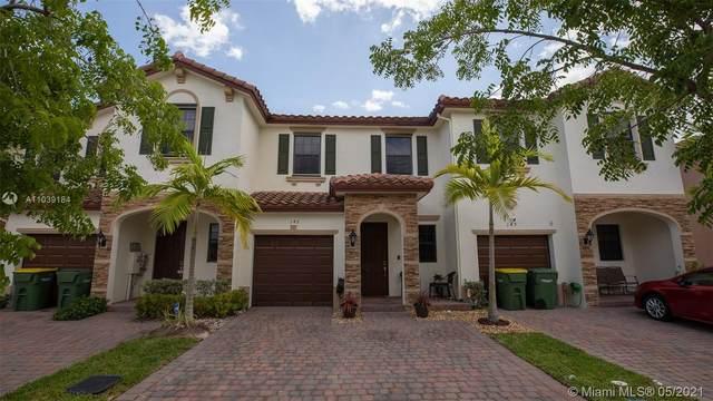 145 SE 34th Ter #145, Homestead, FL 33033 (MLS #A11039184) :: Berkshire Hathaway HomeServices EWM Realty