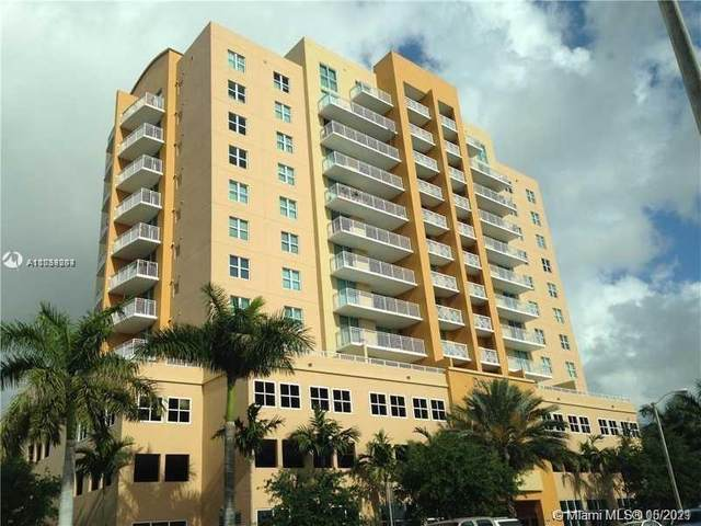 60 NW 37th Ave #1003, Miami, FL 33125 (MLS #A11039204) :: The Howland Group