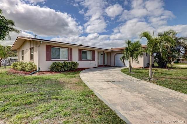 192 SE Lucero Drive, Port Saint Lucie, FL 34983 (MLS #A11039227) :: Berkshire Hathaway HomeServices EWM Realty