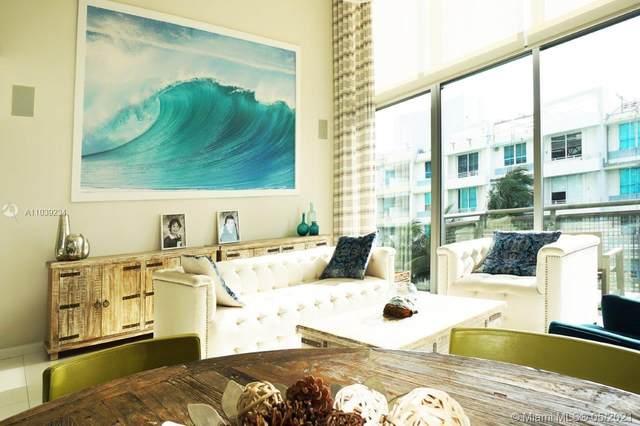 6000 Collins Ave #530, Miami Beach, FL 33140 (MLS #A11039234) :: Dalton Wade Real Estate Group