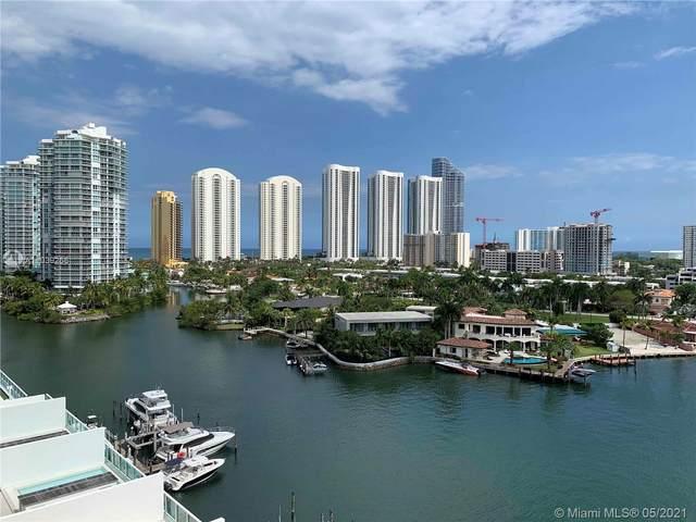 400 Sunny Isles Blvd #1016, Sunny Isles Beach, FL 33160 (MLS #A11039266) :: GK Realty Group LLC