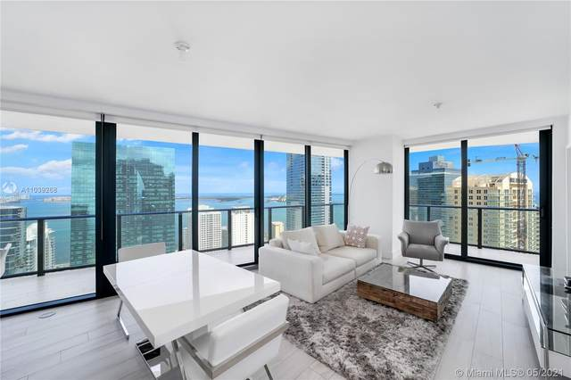 1300 S Miami Ave #3505, Miami, FL 33130 (MLS #A11039268) :: The Rose Harris Group
