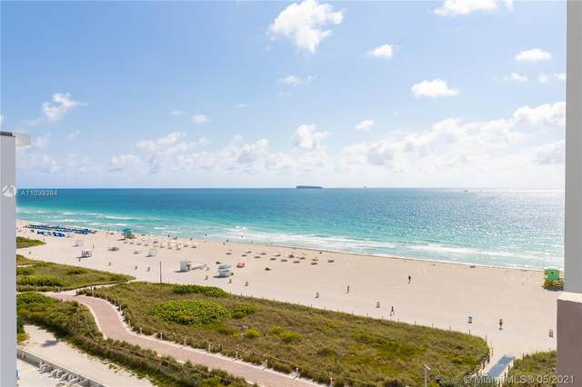 345 Ocean Dr #1018, Miami Beach, FL 33139 (MLS #A11039384) :: The Riley Smith Group