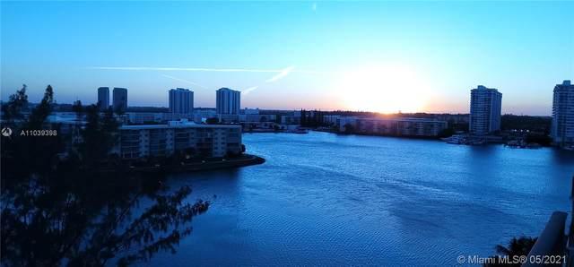 18151 NE 31st Ct #1007, Aventura, FL 33160 (MLS #A11039398) :: Dalton Wade Real Estate Group