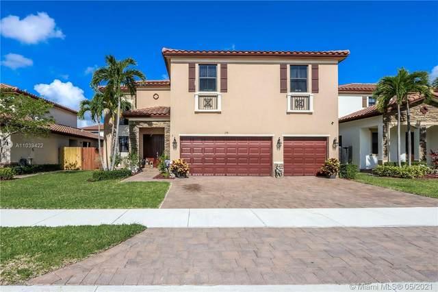 174 SE 35th Ave, Homestead, FL 33033 (MLS #A11039422) :: Berkshire Hathaway HomeServices EWM Realty