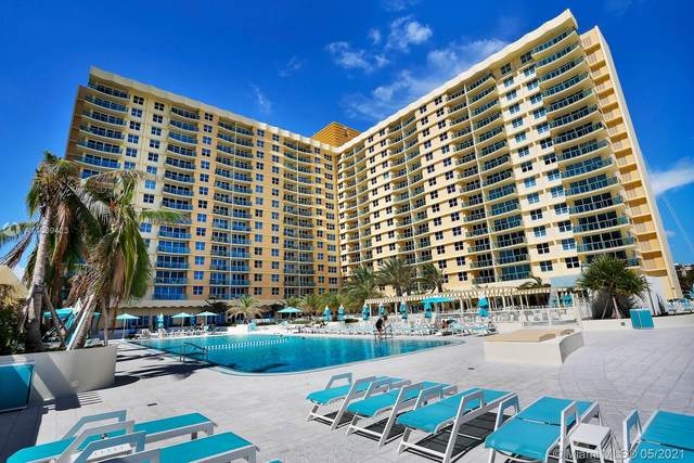 2501 S Ocean Dr #611, Hollywood, FL 33019 (MLS #A11039423) :: GK Realty Group LLC