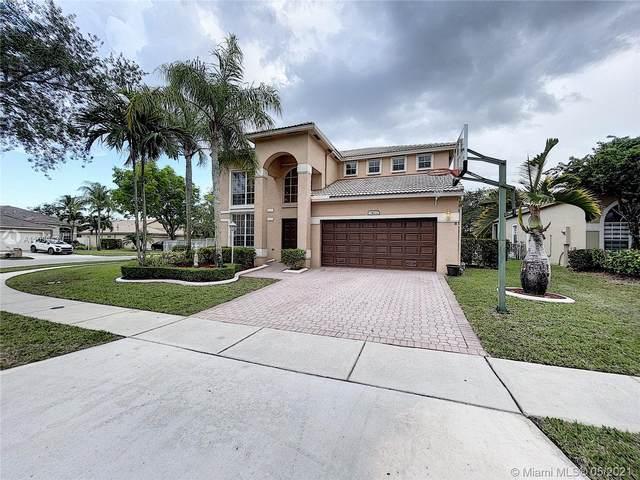 14212 NW 23rd St, Pembroke Pines, FL 33028 (MLS #A11039439) :: All Florida Home Team