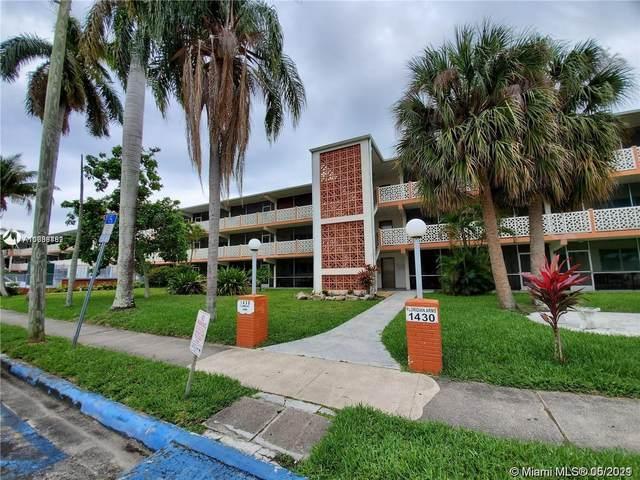 1450 NE 170th St #109, North Miami Beach, FL 33162 (MLS #A11039481) :: Equity Realty