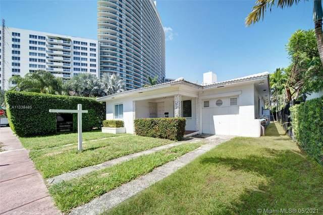 1339 Flamingo Way, Miami Beach, FL 33139 (MLS #A11039485) :: The Teri Arbogast Team at Keller Williams Partners SW