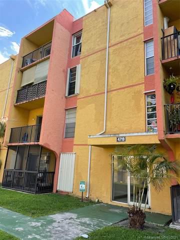 4719 NW 7th St 109-11, Miami, FL 33126 (#A11039522) :: Posh Properties