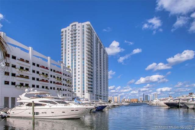 17301 Biscayne Blvd #308, North Miami Beach, FL 33160 (MLS #A11039550) :: The Howland Group