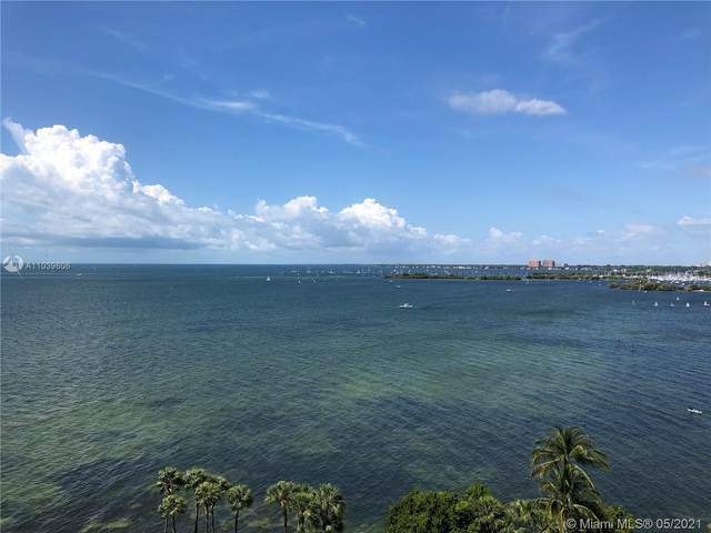 1 Grove Isle Dr A1104, Miami, FL 33133 (MLS #A11039606) :: The Rose Harris Group