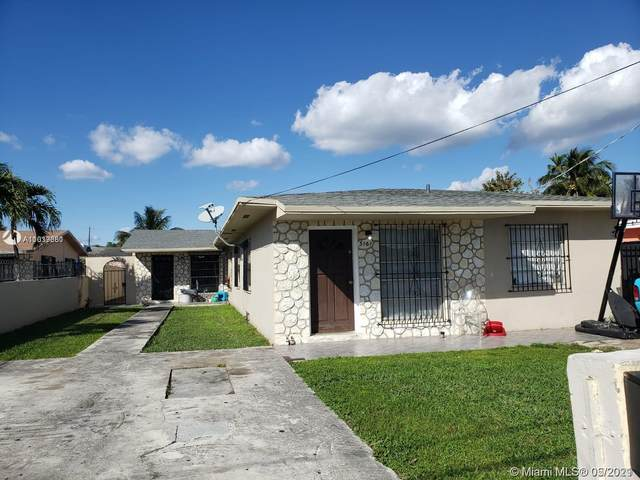 3161 NW 29th St, Miami, FL 33142 (MLS #A11039661) :: Green Realty Properties