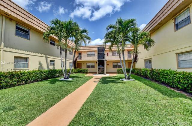 232 E Saxony Ln Building E, Delray Beach, FL 33446 (MLS #A11039667) :: GK Realty Group LLC