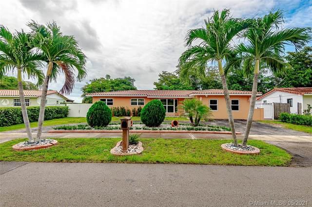 8543 SW 144th Ct, Miami, FL 33183 (MLS #A11039687) :: Team Citron
