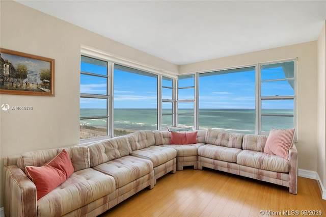 5255 Collins Ave 9F, Miami Beach, FL 33140 (#A11039820) :: Posh Properties