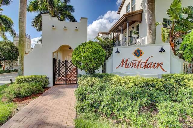 11853 SW 26th St, Miramar, FL 33025 (MLS #A11039829) :: Berkshire Hathaway HomeServices EWM Realty