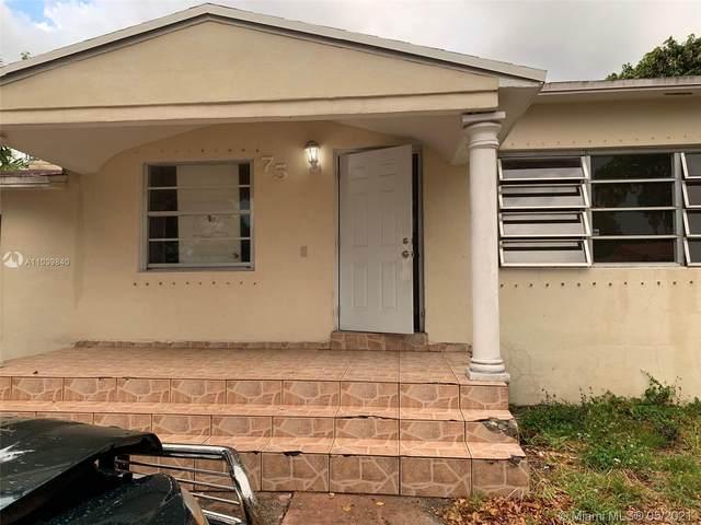 75 W 61st St, Hialeah, FL 33012 (MLS #A11039840) :: Equity Realty