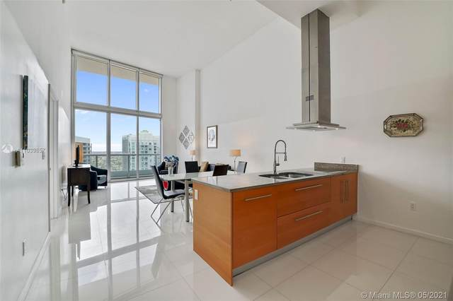 485 Brickell Ave #4007, Miami, FL 33131 (MLS #A11039857) :: Carole Smith Real Estate Team