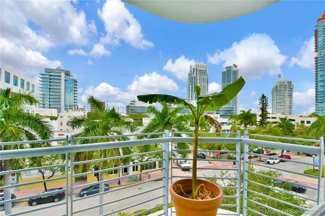 110 Washington Ave #1507, Miami Beach, FL 33139 (MLS #A11039864) :: The Teri Arbogast Team at Keller Williams Partners SW