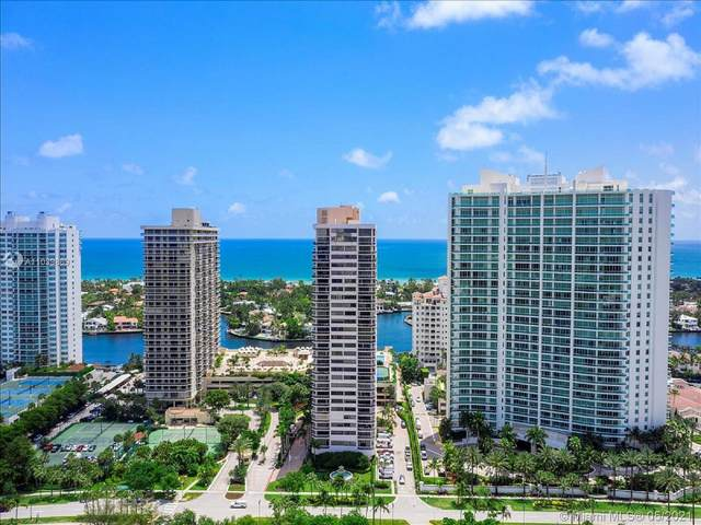 20185 E Country Club Dr #1502, Aventura, FL 33180 (MLS #A11039869) :: Equity Realty