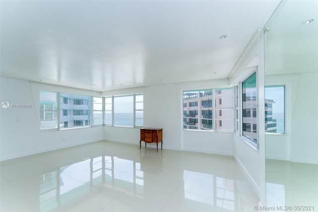5255 Collins Ave 12A, Miami Beach, FL 33140 (#A11039909) :: Posh Properties