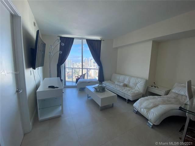 185 SW 7th St #4105, Miami, FL 33130 (MLS #A11039927) :: Berkshire Hathaway HomeServices EWM Realty