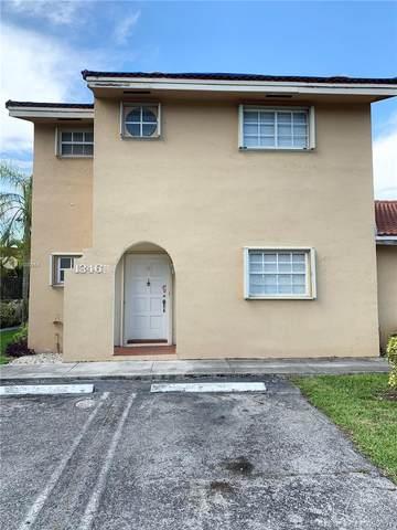 13465 SW 62nd St #1, Miami, FL 33183 (MLS #A11039954) :: Compass FL LLC