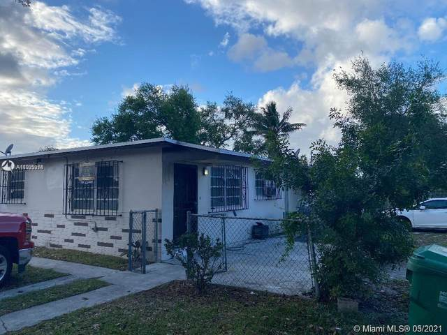 2833 NW 101st St, Miami, FL 33147 (MLS #A11039974) :: The Teri Arbogast Team at Keller Williams Partners SW