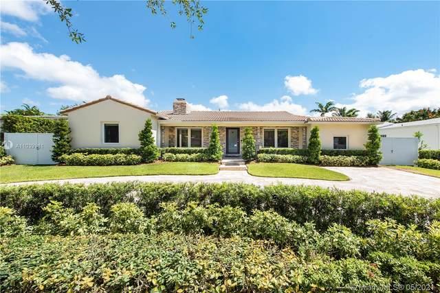 760 NE 96th St, Miami Shores, FL 33138 (MLS #A11039981) :: Prestige Realty Group
